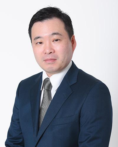 代表取締役社長 肖像